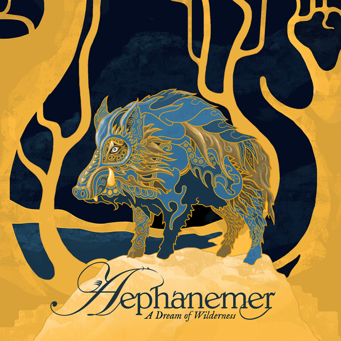 AEPHANEMER A Dream Of Wilderness (2021) Symphonic Melodic Death Toulouse 67787-10