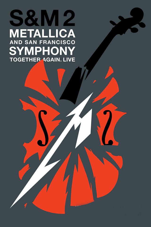 METALLICA joue son premier S&M2 avec l'orchestre symphonique de San Francisco ... 67802810