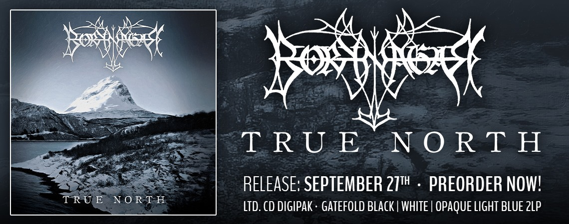 BORKNAGAR True North (2019) Progressif Black Metal Norvège 68286010