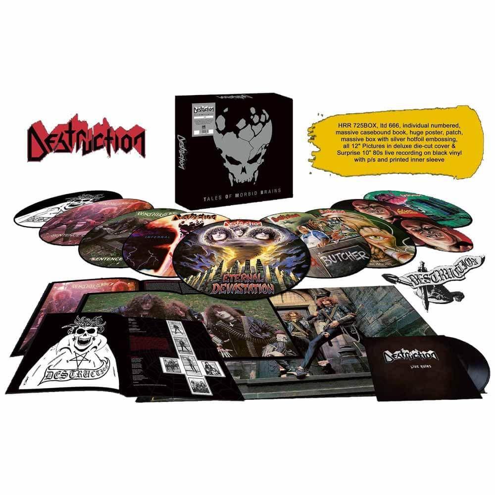 DESTRUCTION (Thrash Metal) Blu-ray/CD live, intitulé Live Attack, le 13 Août 2021 68549_10