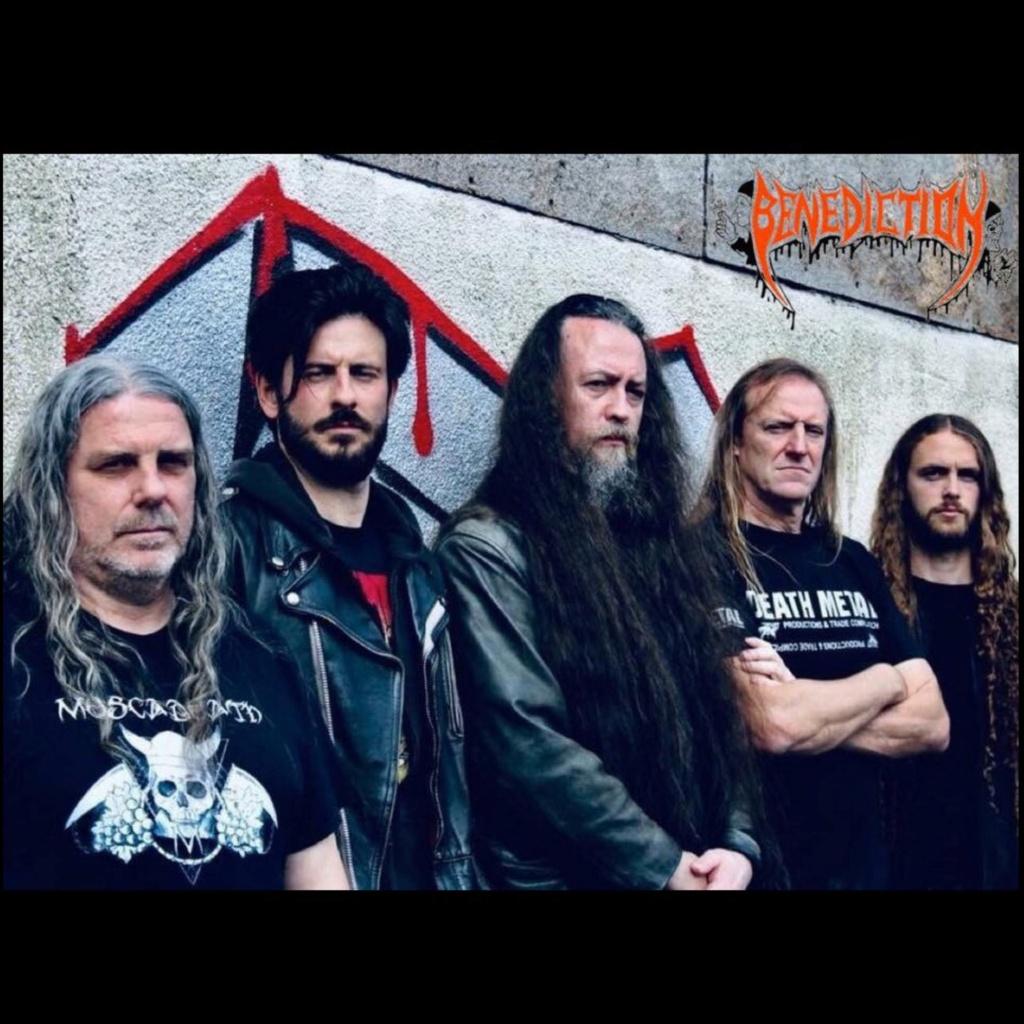 BENEDICTION Scriptures (2020) Death Metal ANGLETERRE 68652410