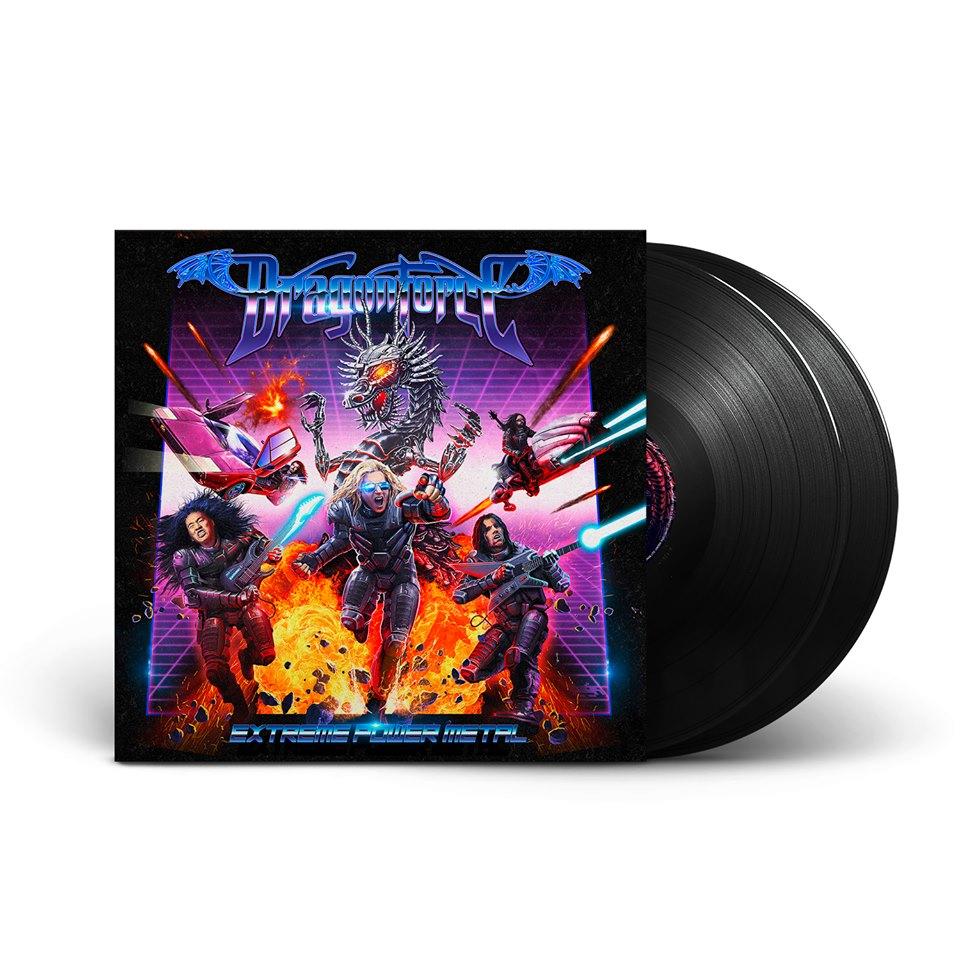 DRAGONFORCE Extreme Power Metal (2019) Power (super rapide) Metal U.K  68984110
