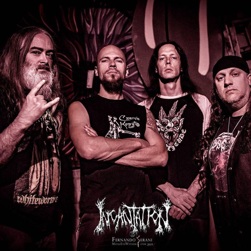 INCANTATION Sect Of Vile Divinities (2020) Death Metal U.S.A 69303110