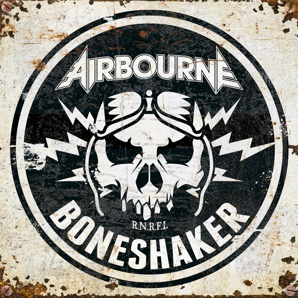 AIRBOURNE Boneshaker (2019) Hard Rock Australie 69413310