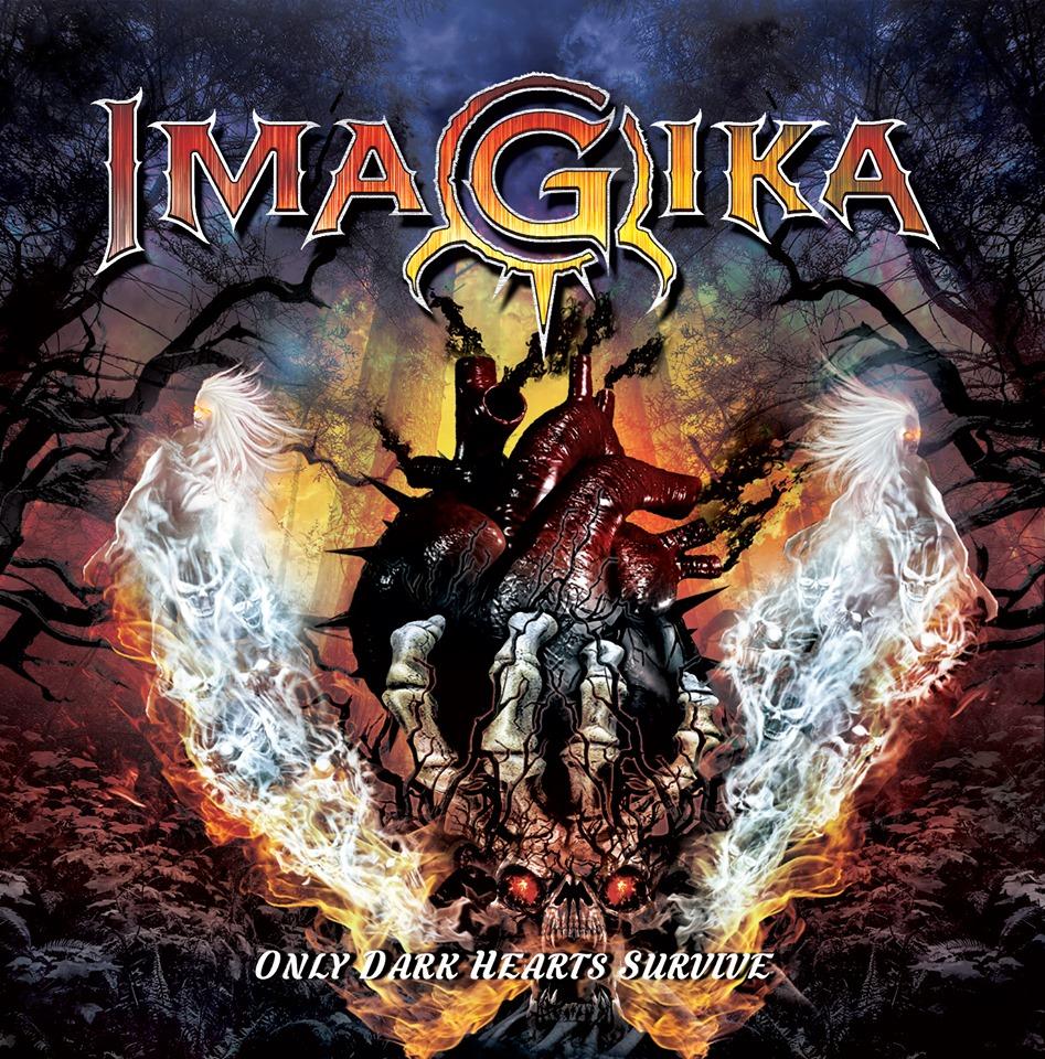 "IMAGIKA  ""Only Dark Hearts Survive""  (Heavy Power - SEPT 2019) 69599410"