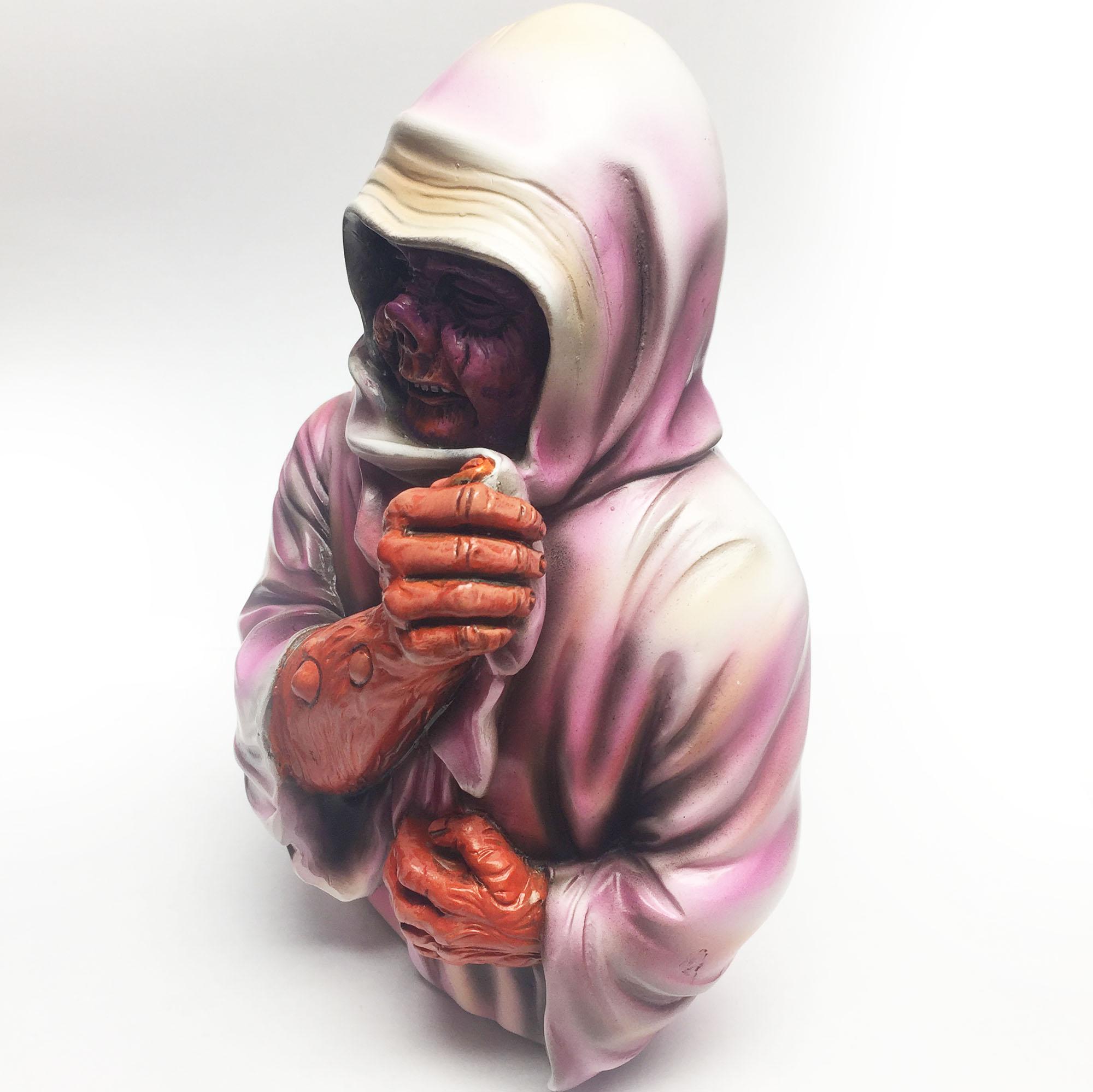 DEATH Leprosy (1988/2019) Réédition + Bust figurine chez RELASPSE RECORDS 6d548010