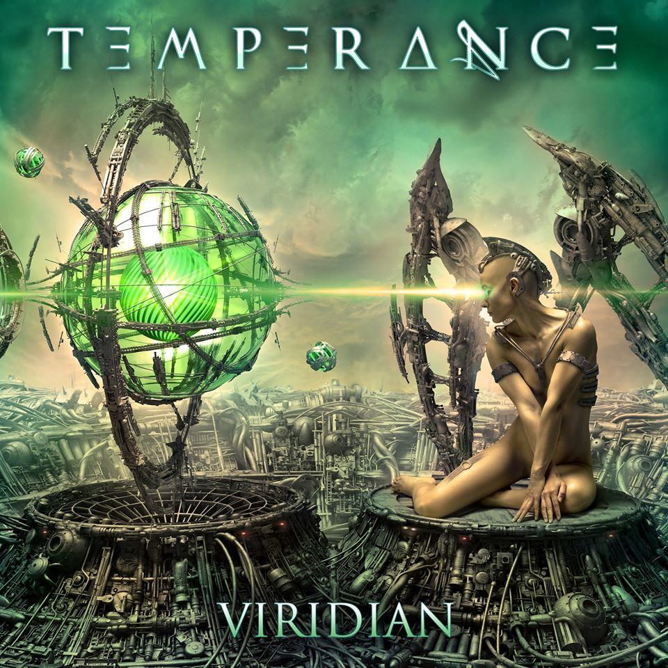 TEMPERANCE Veridian (2020) Metal Symphonic ITALIE 71867510