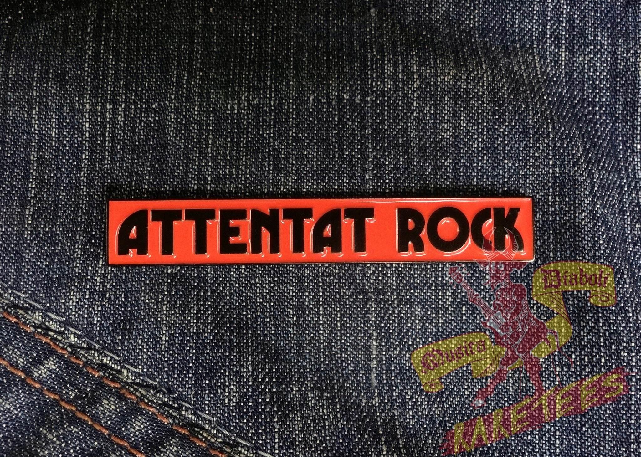 Musica Diaboli Raretees sort un PIN'S ATTENTAT ROCK ! 72213610