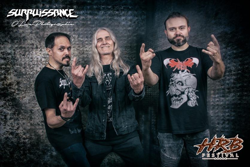 "Surpuissance ""Dévastation"" thrash heavy métal 2019 72789010"