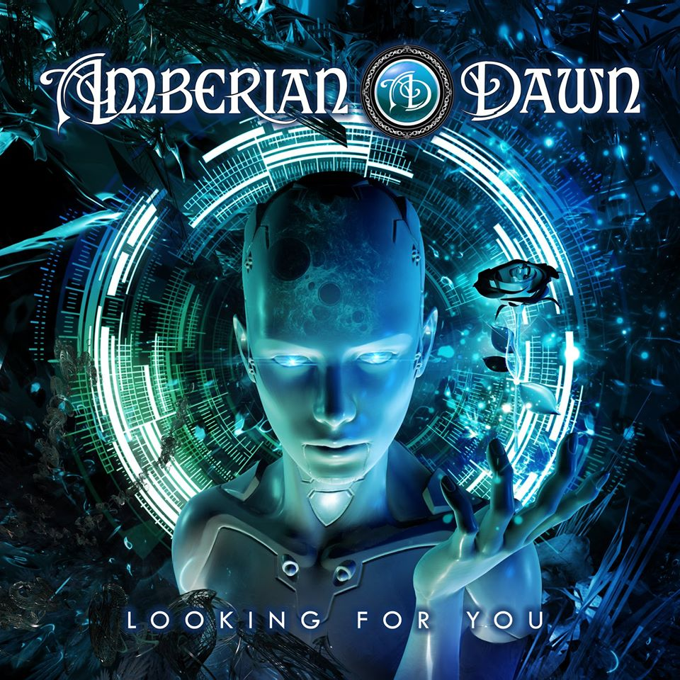 AMBERIAN DAWN Looking For You (2020) Metal Symphonic Finlande 74573210