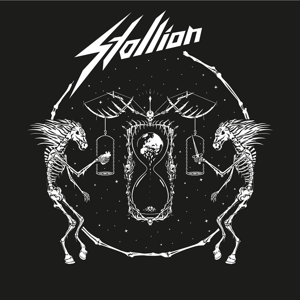 STALLION Slaves of Time (2020) Heavy/Speed ALLEMAGNE 74789910