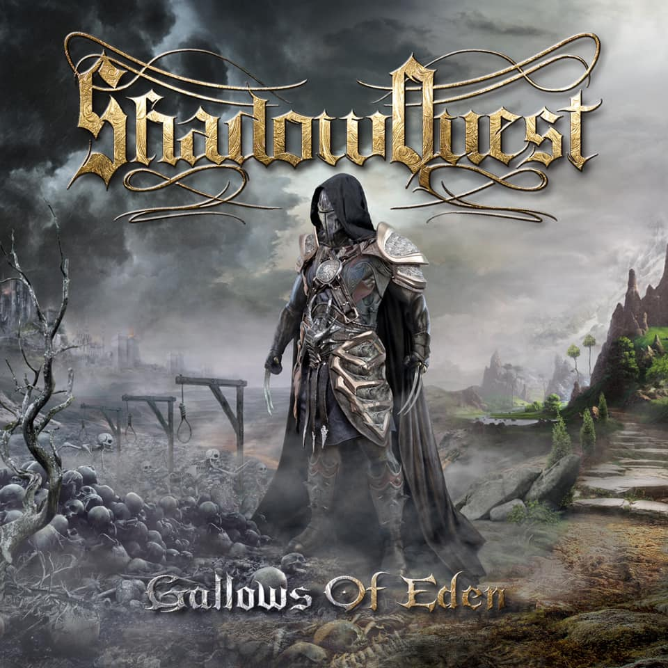 SHADOWQUEST Gallows of Eden (2020) Heavy / Power Metal Suède 74913010
