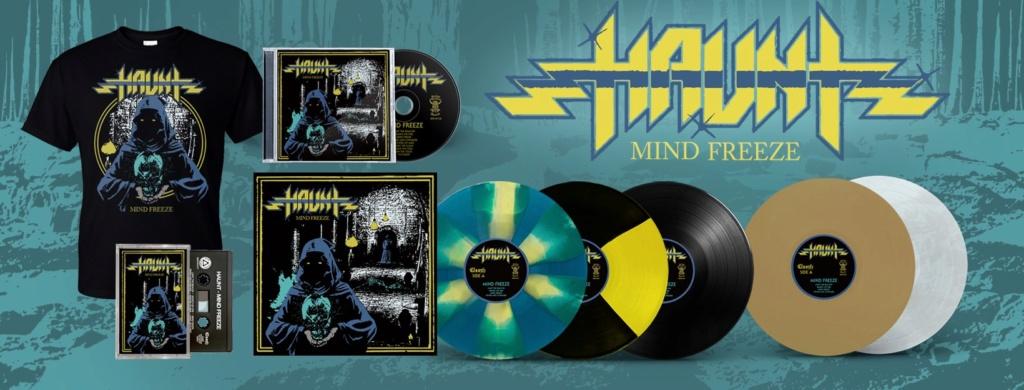 HAUNT Mind Freeze (2020) Heavy Metal USA 75371510