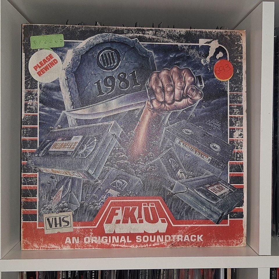 F.K.Ü. 1981 (2019) Clip vidéo Thrash (Suède) 77230110