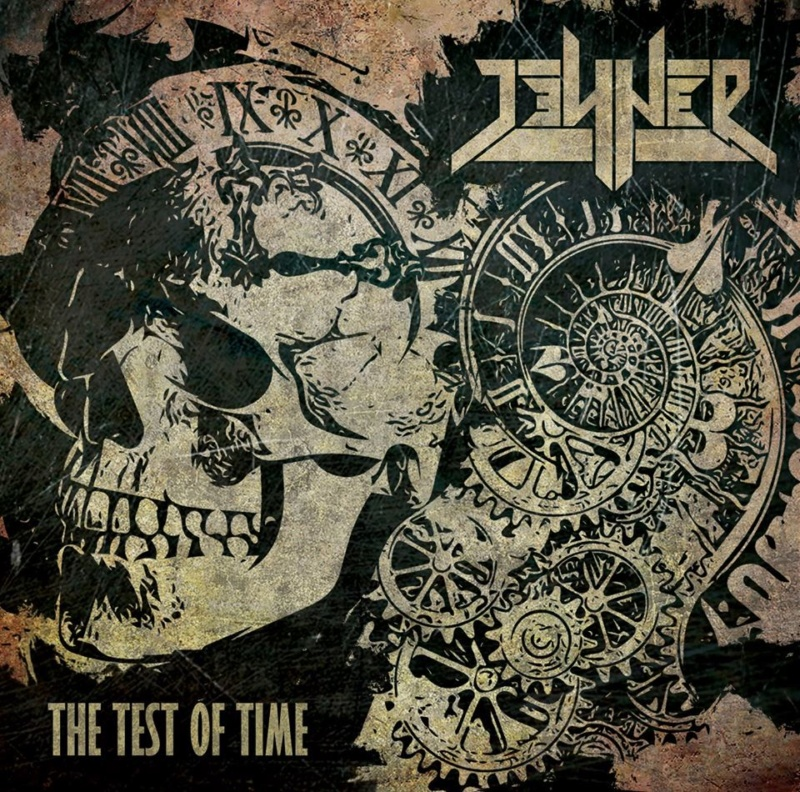 JENNER The Test of Time (2020) E.P 3 titres Chez INFERNO RECORDS 80118710