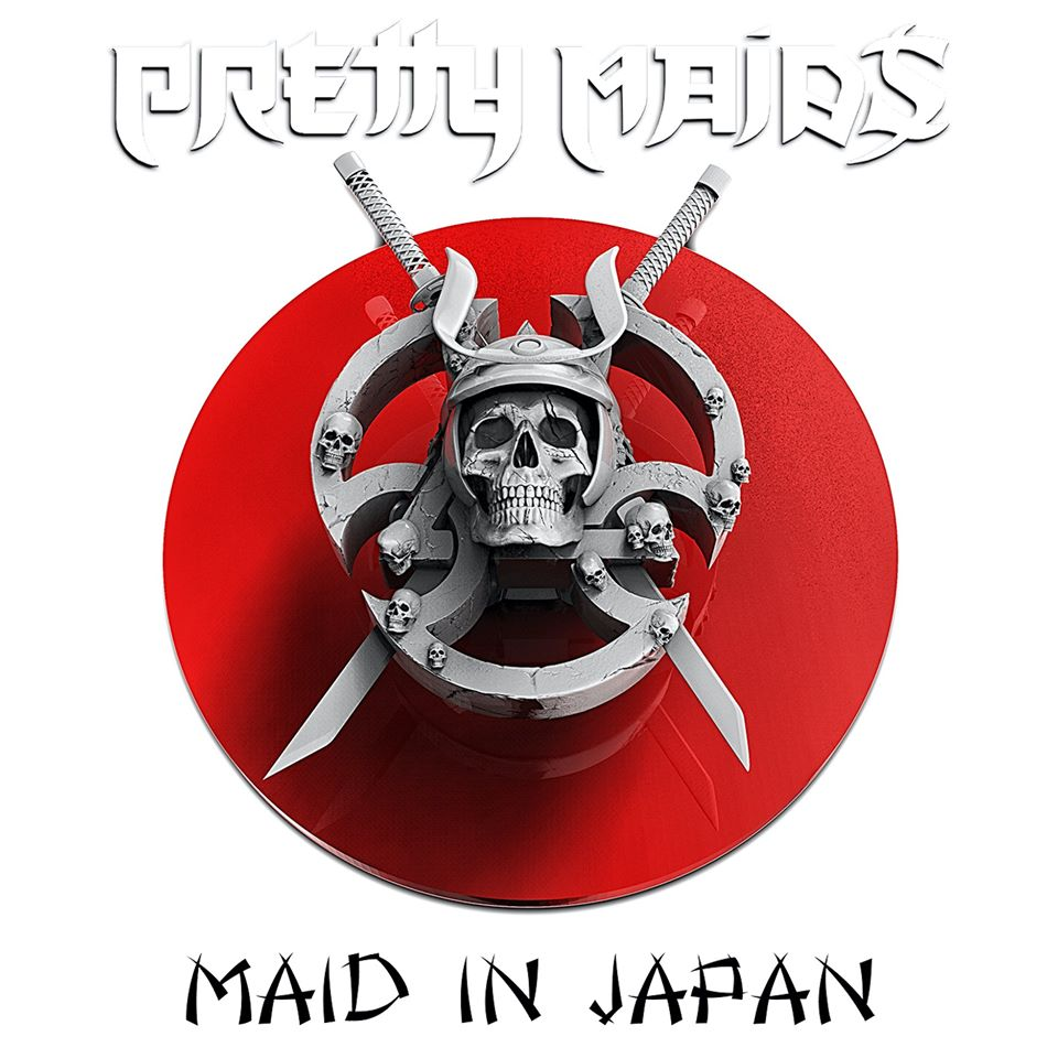 PRETTY MAIDS Maid In Japan – Future World Live 30th Anniversary (2020) Heavy-Métal Danemark 82547810