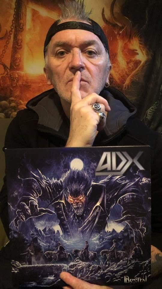 "ADX ""Bestial ""janvier 2020 - Page 2 83016110"