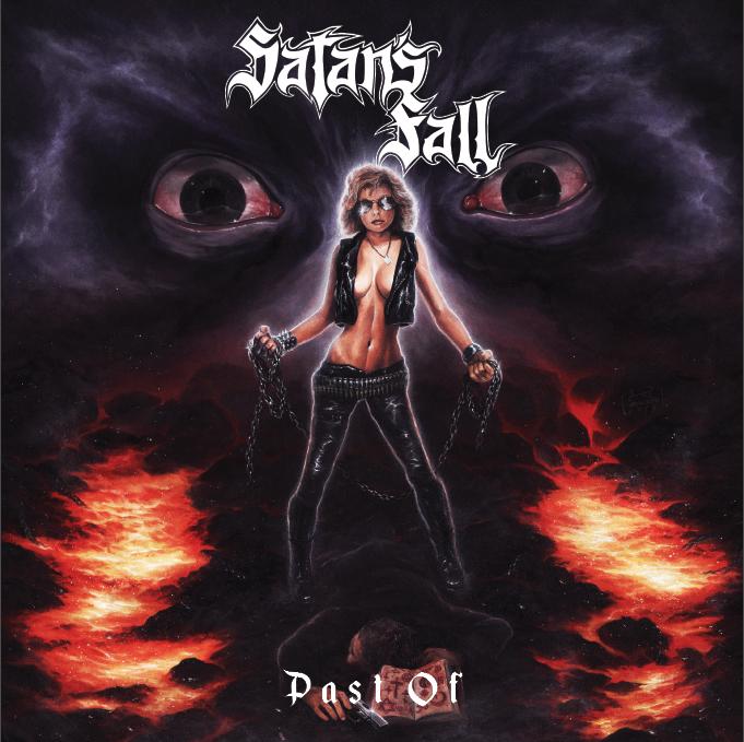 SATAN'S FALL Past Of (2020) Heavy Metal Finlande 83556710