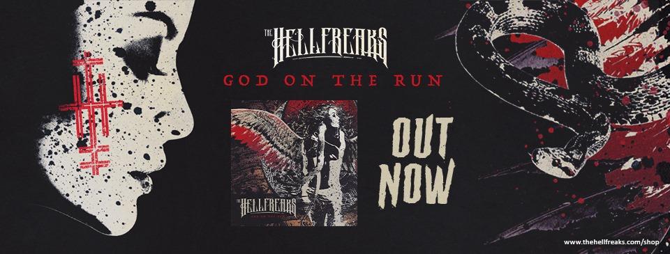 THE HELLFREAKS : deux nouveaux clips pour présenter son album au monde. 84334810