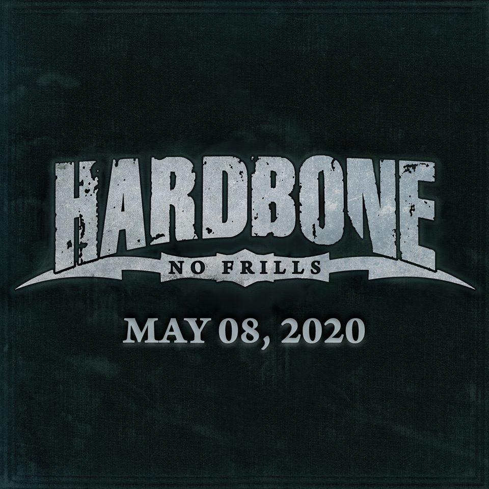 HARDBONE No Frills (2020) Hard Rock à la AC/DC Allemagne 84586010