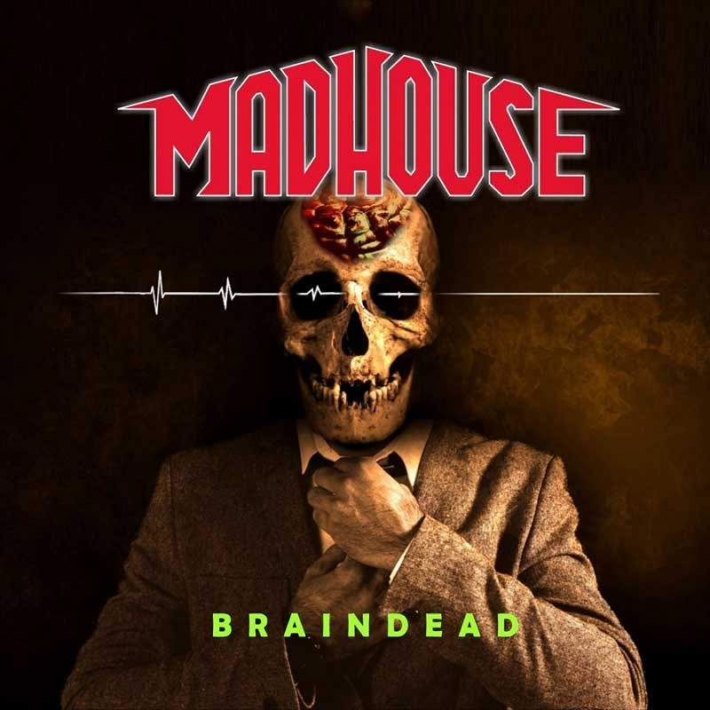 MADHOUSE Braindead (2020) Thrash Allemagne 84827210