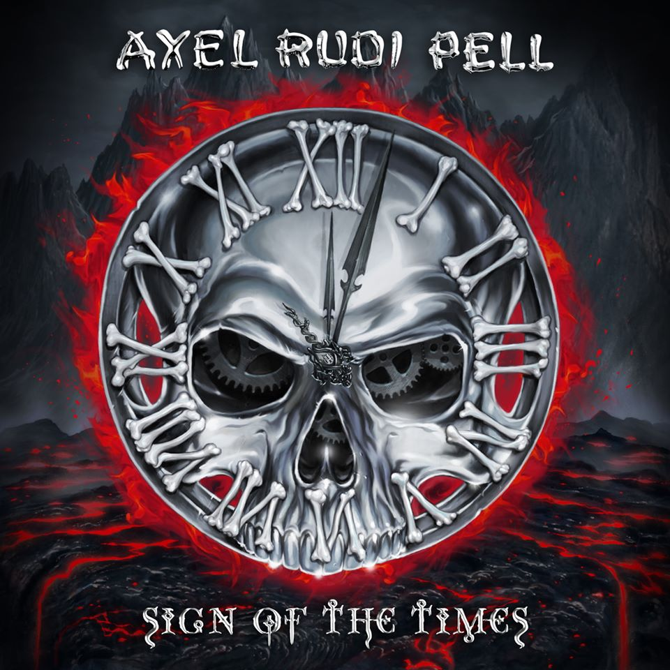 AXEL RUDY PELL Sign Of The Times (2020) Hard/Heavy International 85051210