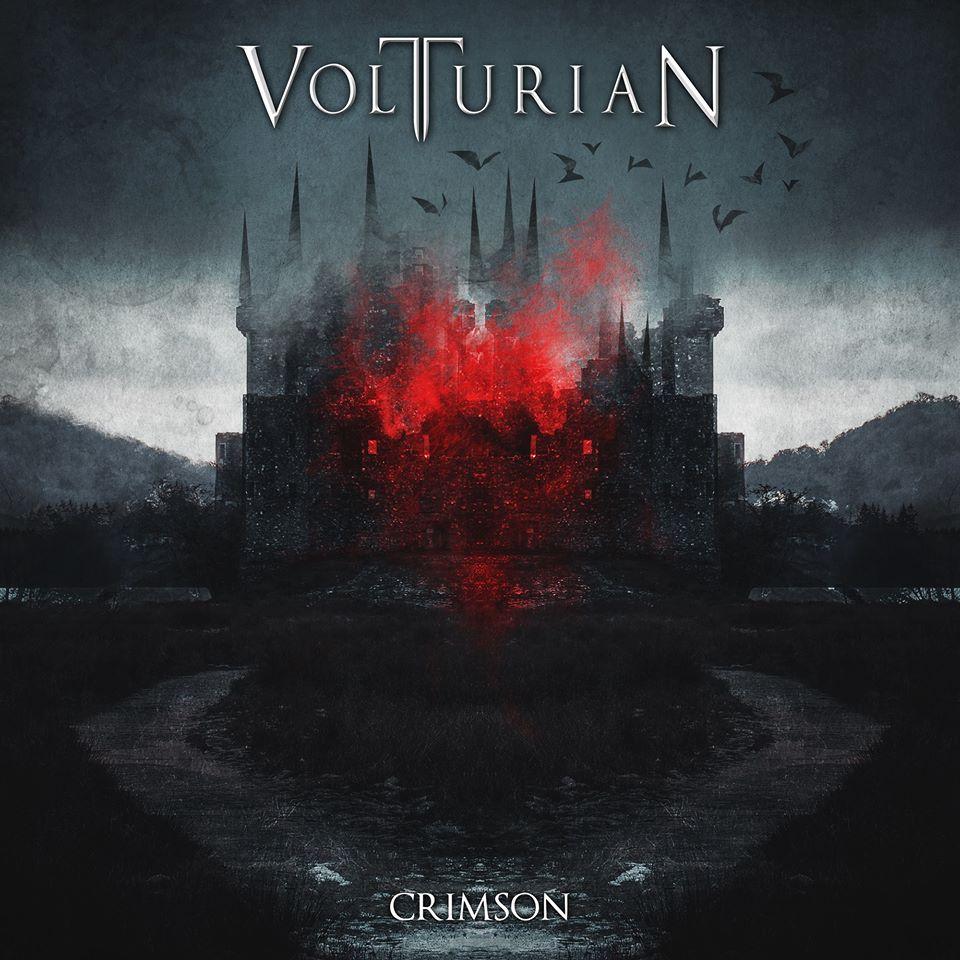 VOLTURIAN Crimson (2020) Metal Symphonic ITALIE 85091210