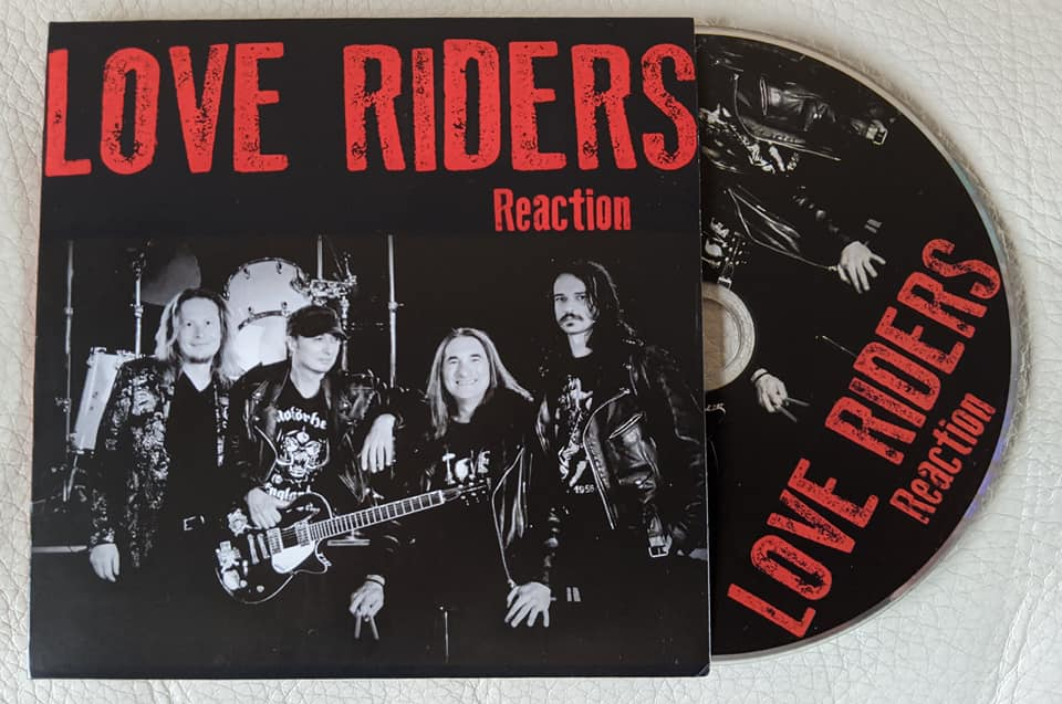 LOVE RIDERS Just Wanna Ride (2020) France 85199010