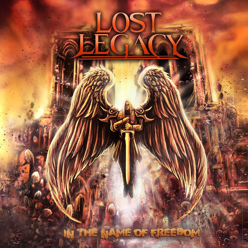 LOST LEGACY In the Name of Freedom (2020) Heavy Metal U.S.A 86991710