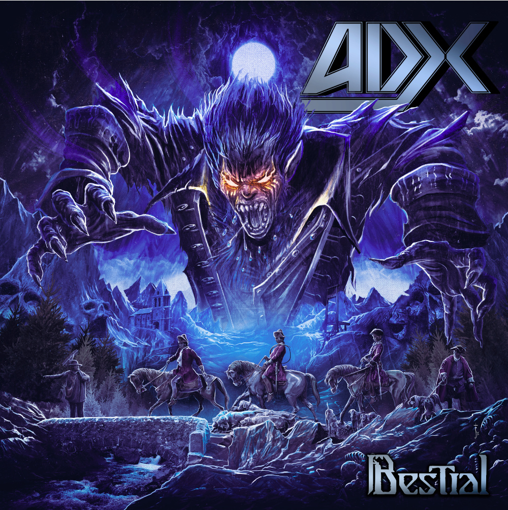 ADX - Live au Mennecy Metal Fest 2019 871dd810