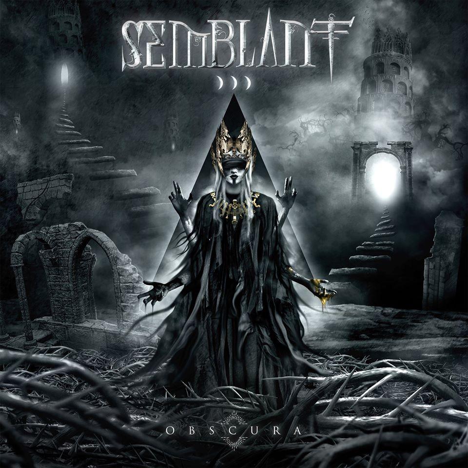 SEMBLANT Obscura (2020) Metal Gothic BRESIL 87685610