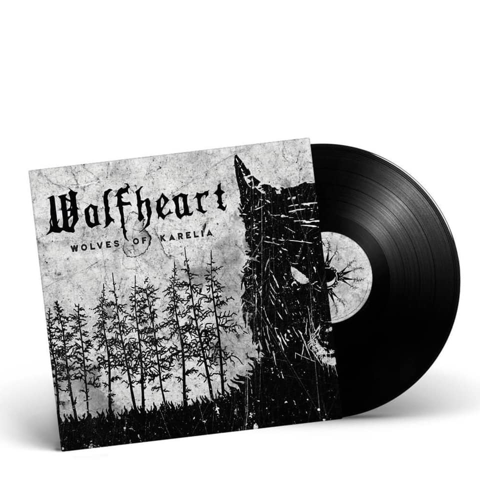 WOLFHEART Wolves Of Karelia (2020) Winter Metal FINLANDE 87995310