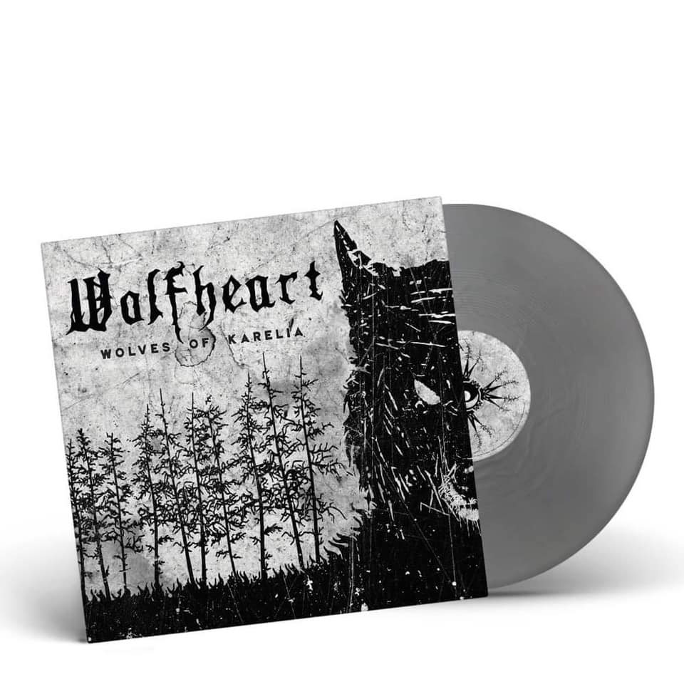 WOLFHEART Wolves Of Karelia (2020) Winter Metal FINLANDE 88054710
