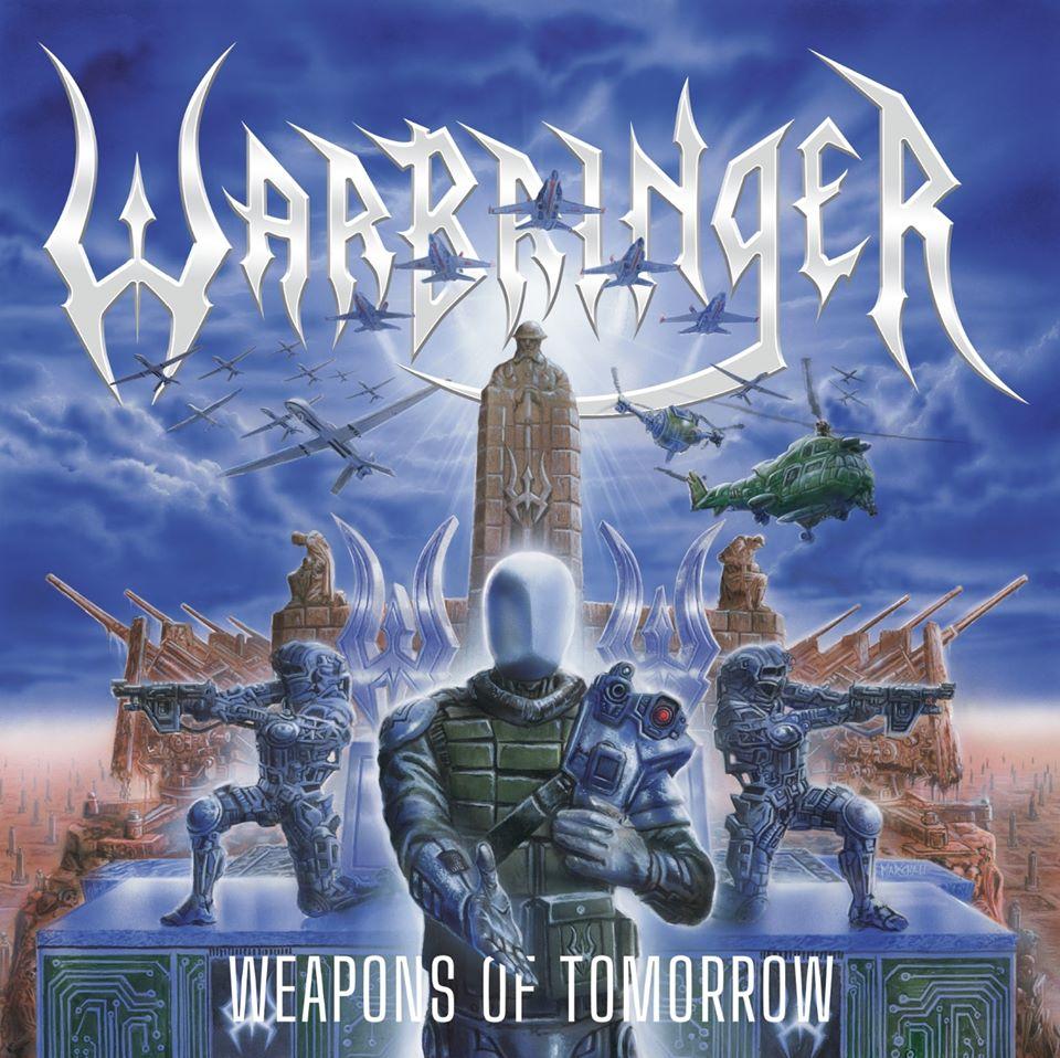 WARBRINGER Weapons of Tomorrow (2020) Thrash U.S.A 88123910