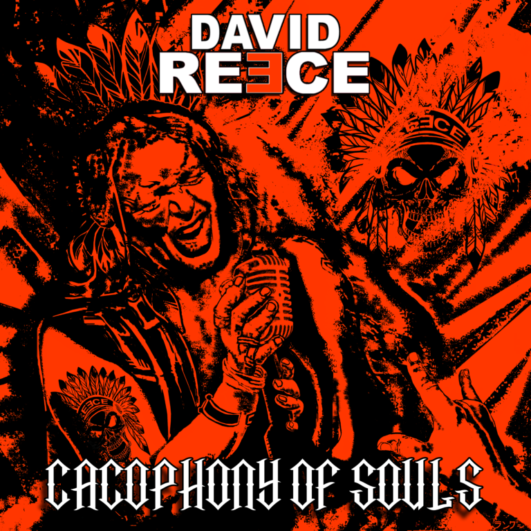 DAVID REECE (Ex-ACCEPT) Cacophony of Souls (2020) Heavy Metal  88213210
