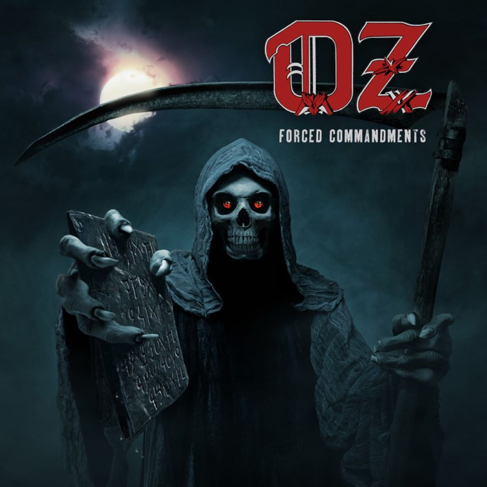 OZ Forced Commandments (2020) Heavy Metal FINLANDE 89656810