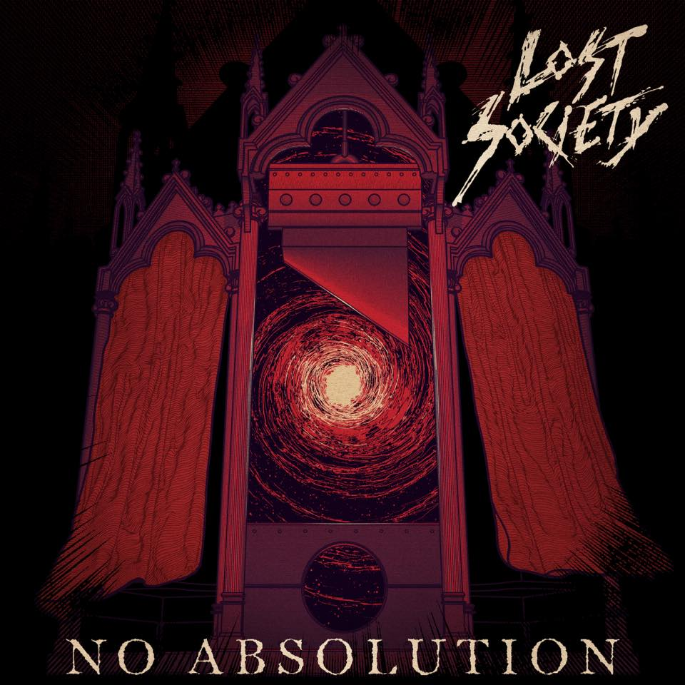 LOST SOCIETY No Absolution (2020) Thrash FINLANDE 89814810