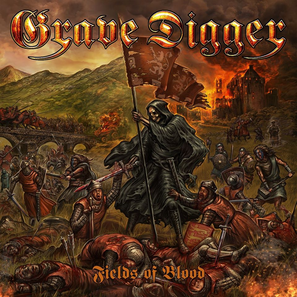 GRAVE DIGGER Fields of Blood (2020) Heavy/Power Metal ALLEMAGNE 89839810