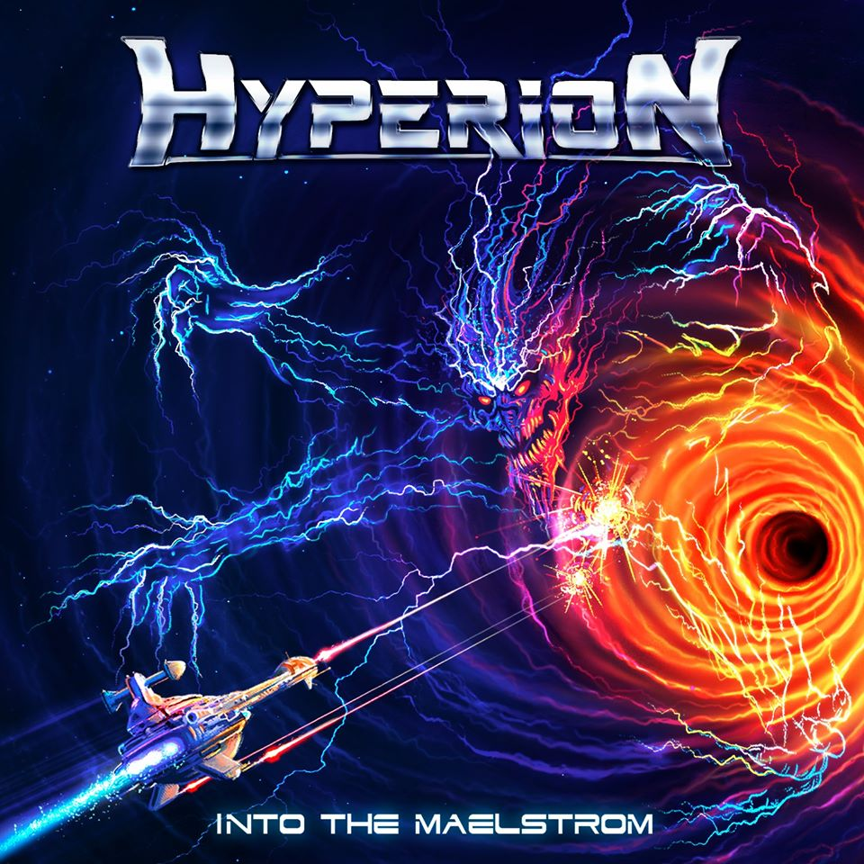 HYPERION Into the Maelstrom (2020) Heavy Metal Italie 89918810