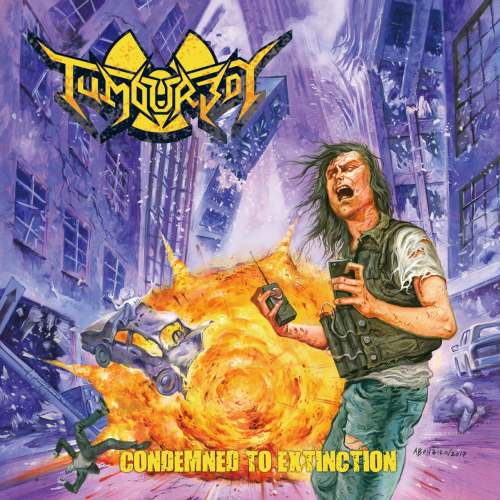 TUMOURBOY Condemned to Extermination (2018) Thrash CHINE 8fdbc810