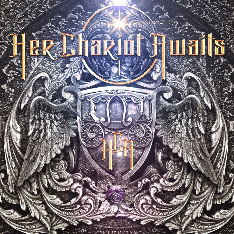 HER CHARIOT AWAITS Her Chariot Awaits (2020) Hard/Heavy  90242710