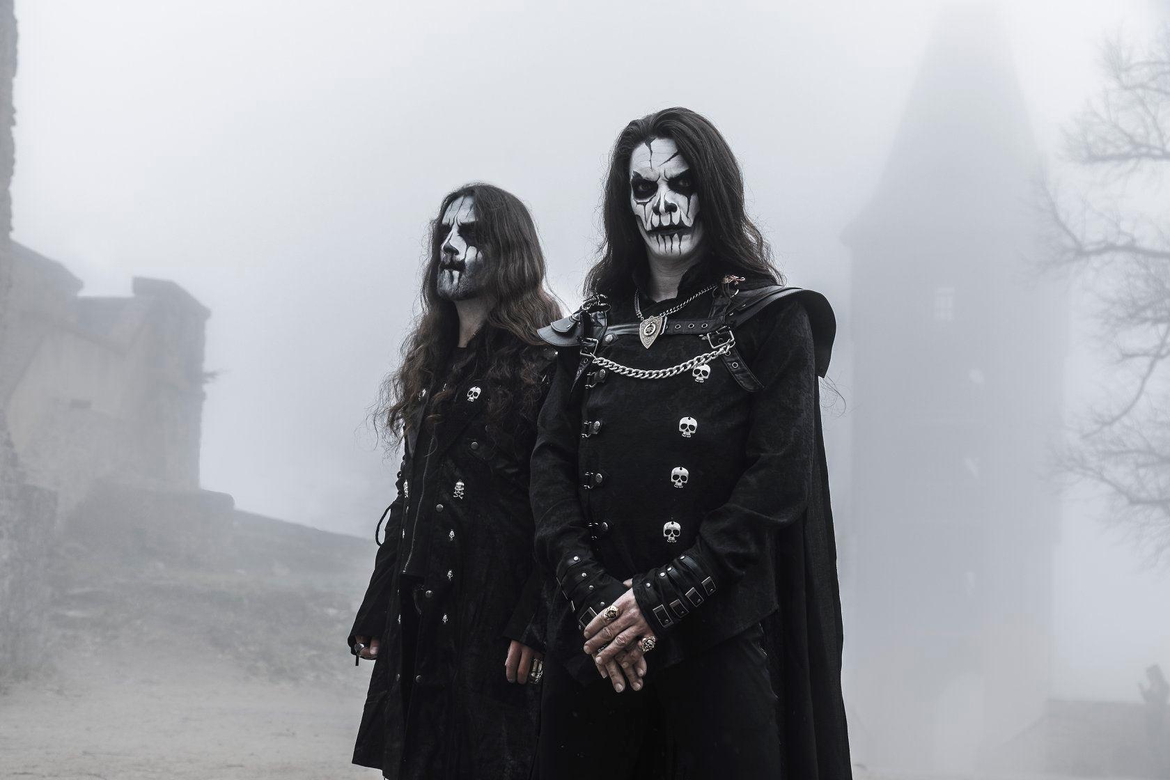 CARACH ANGREN Franckensteina Strataemontanus (2020) Black Metal Hollande  90584510