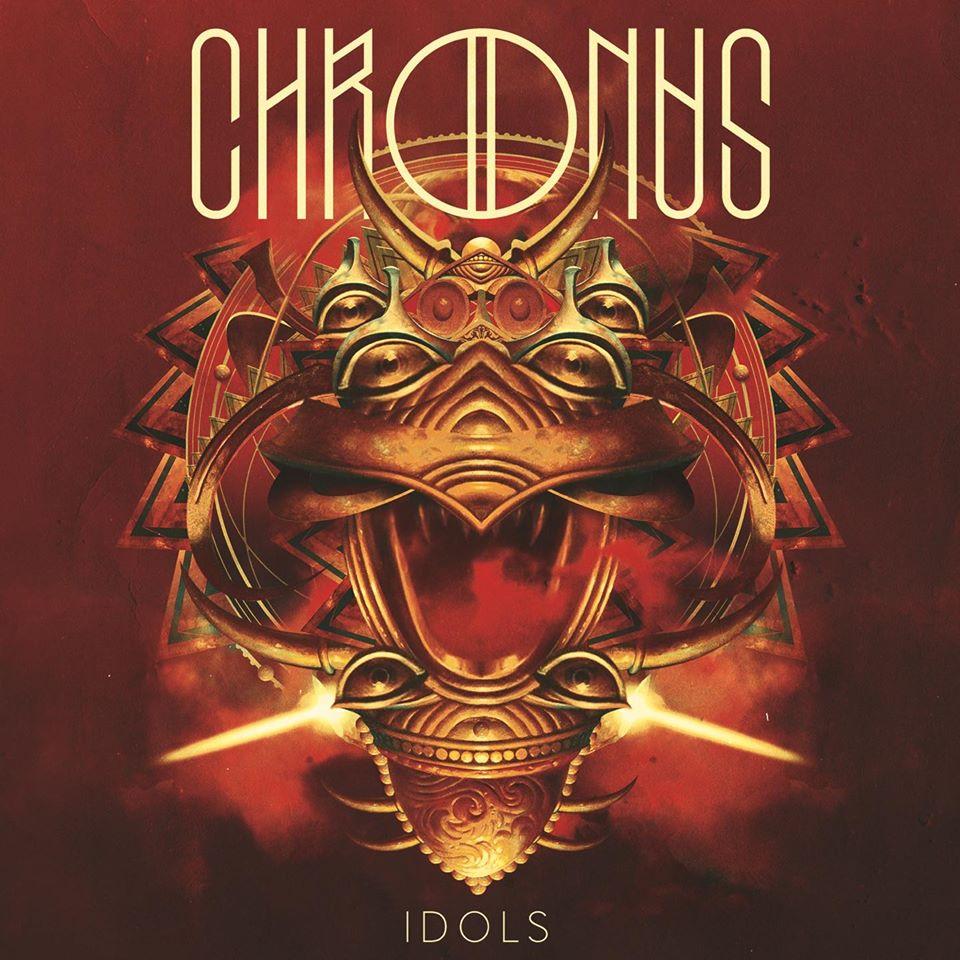 CHRONUS Idols (2020) Heavy Metal Suède 91142210