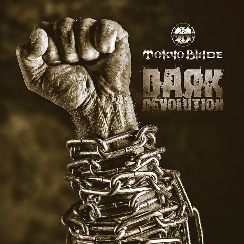 TOKYO BLADE Dark Revolution (2020) Heavy-Métal Angleterre 91243810