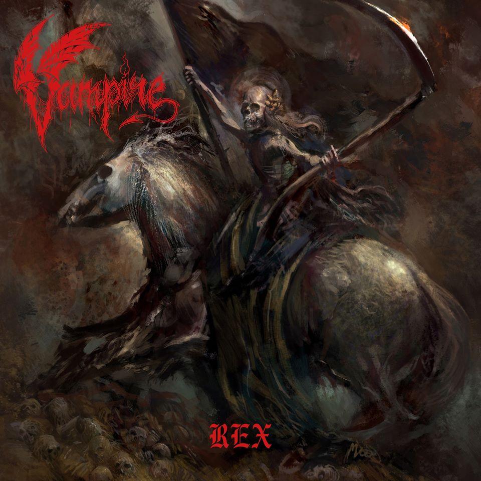 VAMPIRE Rex (2020) Thrash Suède 92467510