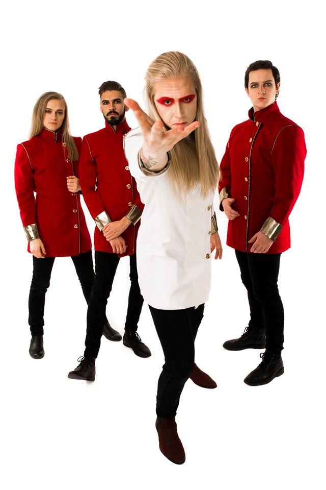CHRONUS Idols (2020) Heavy Metal Suède 92780510