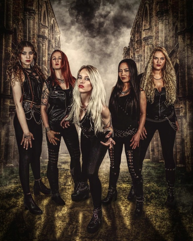 BURNING WITCHES (Heavy Metal ) - The Witch Of The North, le 28 Mai 2021 94424110