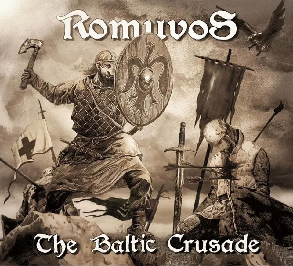 ROMUVOS The Baltic Crusade (2020) Folk Metal Internationnal 94584710