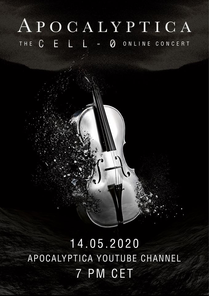 APOCALYPTICA livre sa performance en quarantaine ... 94977510