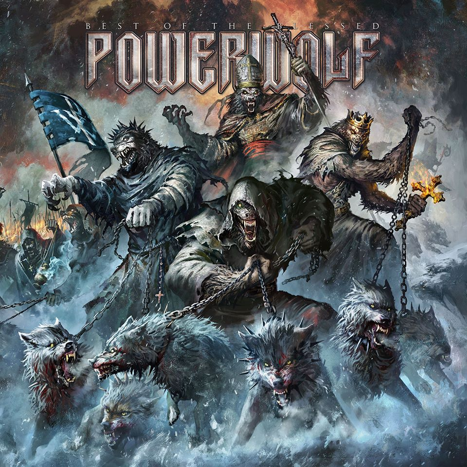 Powerwolf la nouvelle version de la chanson 95627610